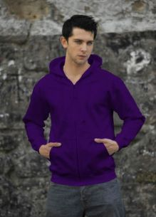 UNISEX AWD FULL ZIP HOODIE ZOODIE BRAND NEW ADULT SIZES